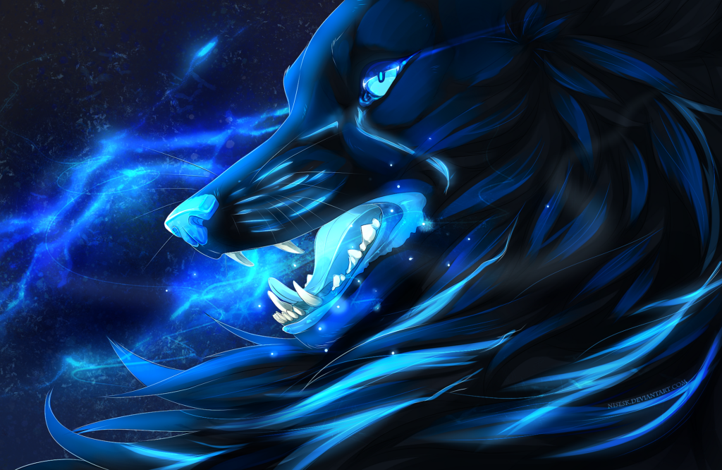 wolf art aesthetic wallpapers