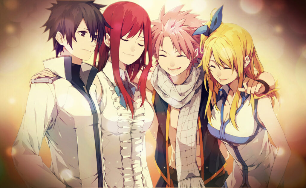 fairy tail anime wallpapers