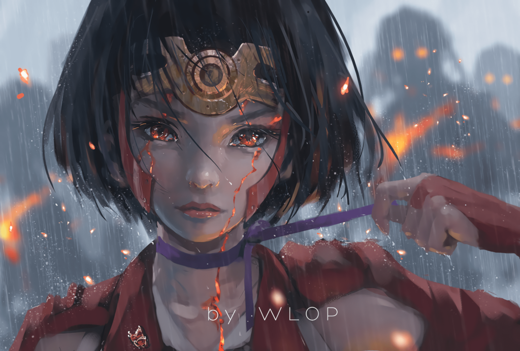 kabaneri of the iron fortress mumei anime wallpapers