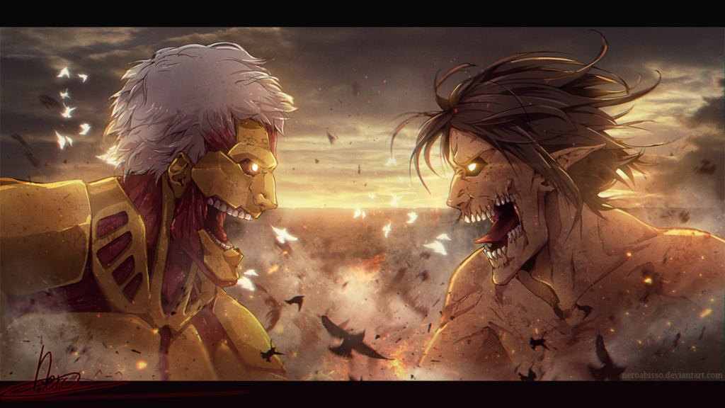 attack on titan anime wallpapers