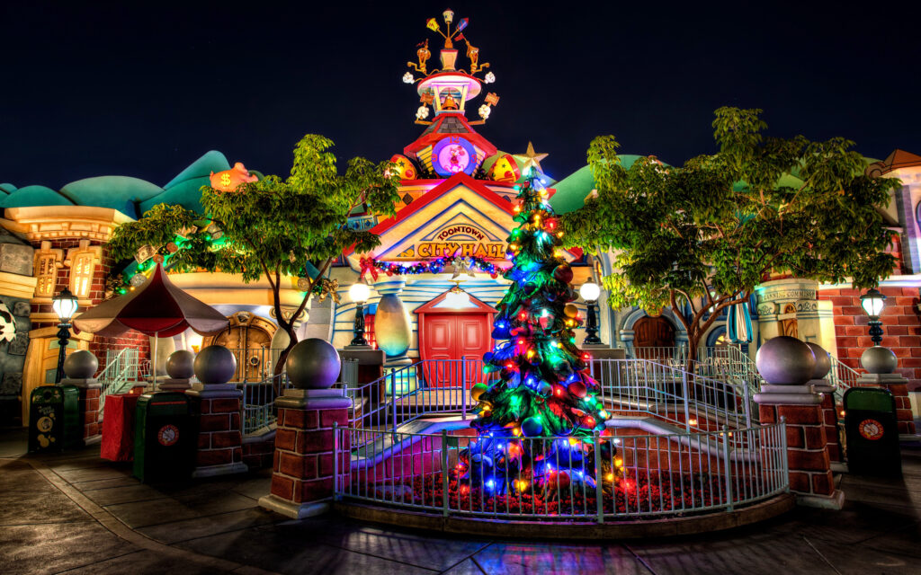 house decoration christmas wallpapers