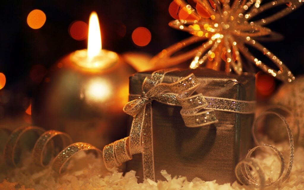 gift decoration christmas wallpapers