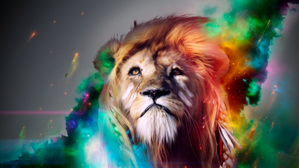 lion cool wallpapers