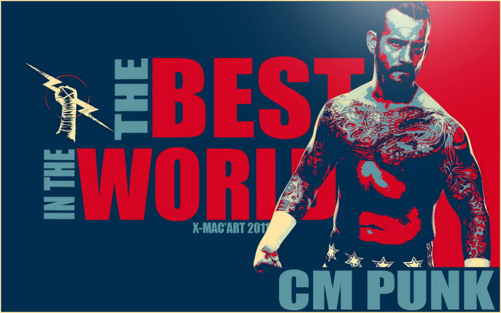 cm punk cool wallpapers