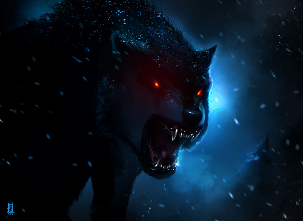 wolf cool wallpapers