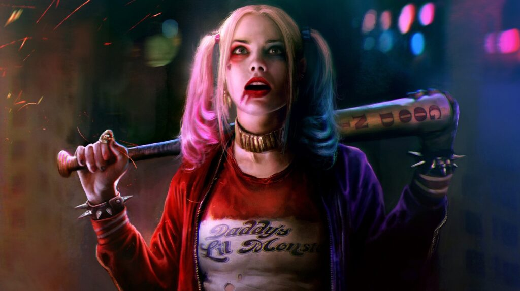 harley quinn  cool wallpapers
