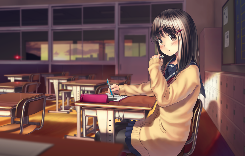 anime cute wallpapers