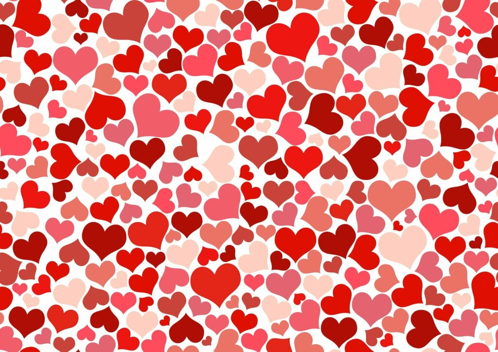 hearts cute wallpapers