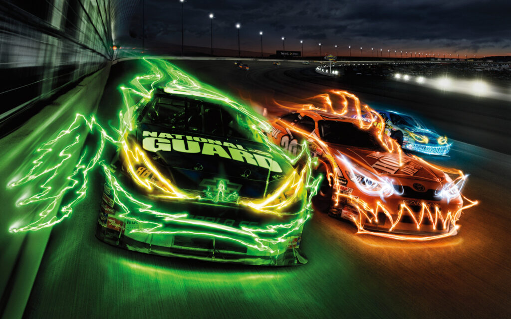 cars green wallpapers