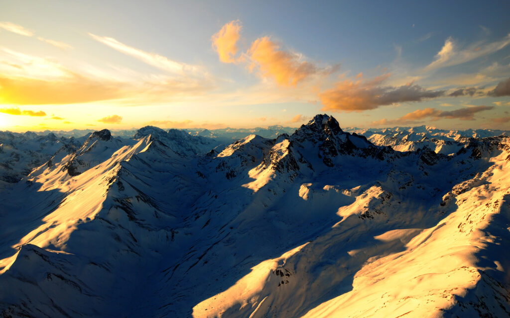 mountains nature wallpapers
