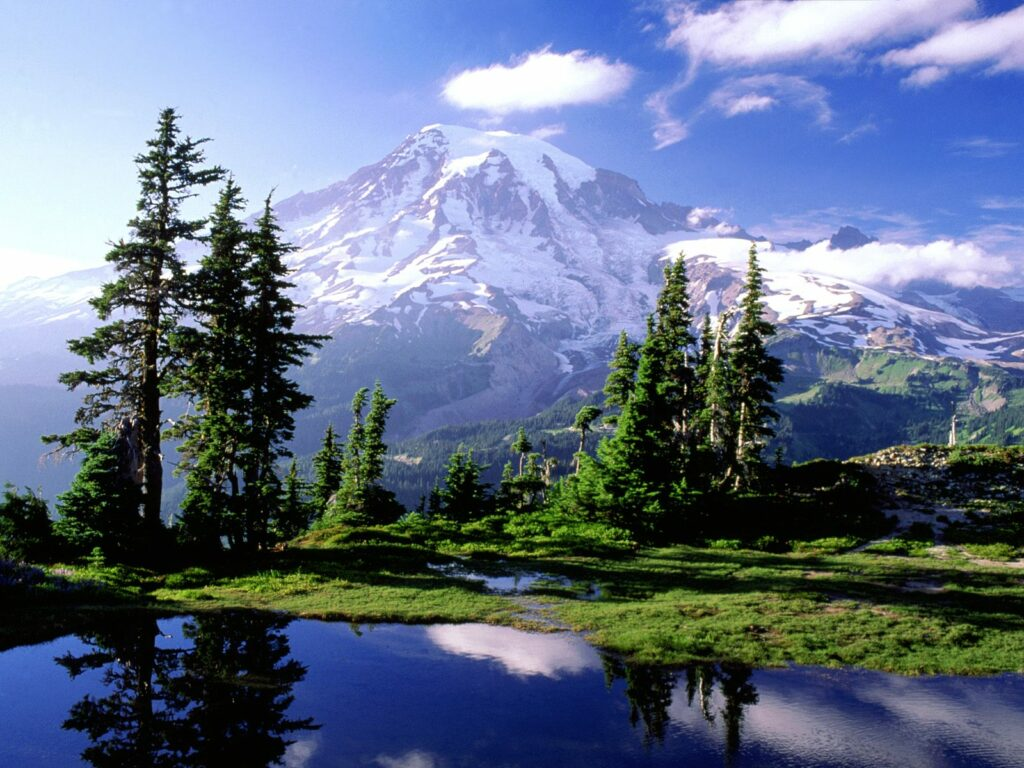 mountain nature wallpapers