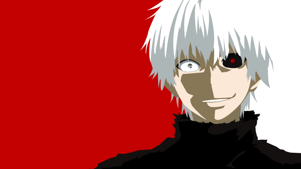 anime red wallpapers