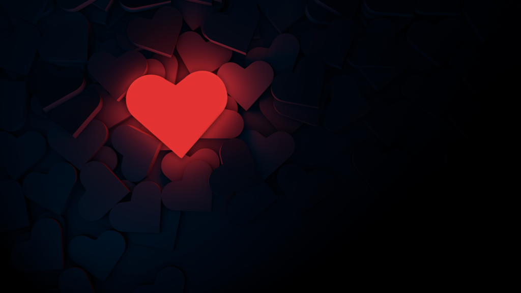 heart red wallpapers